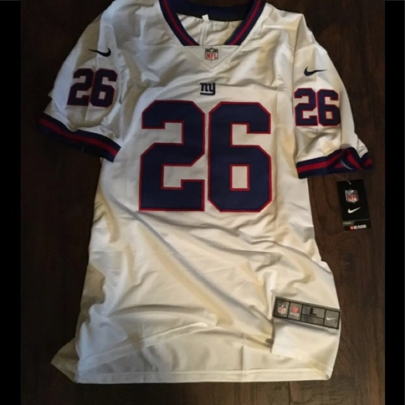 big sale e4ccd 52fca MENS L Saquon Barkley giants jersey NWT